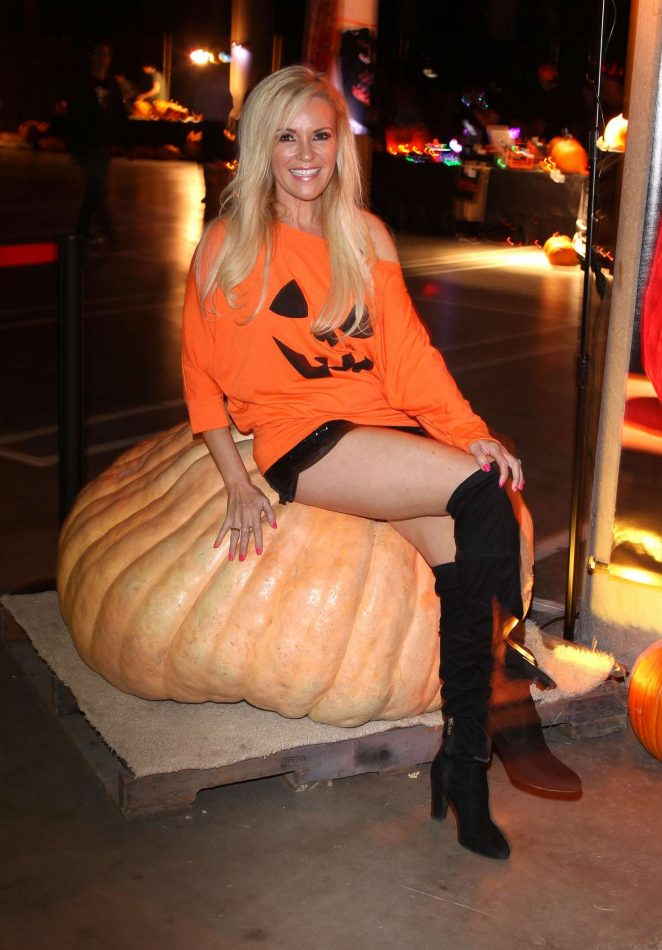 Bridget Marquardt - Rise of the Jack O'Lantern in Los Angeles
