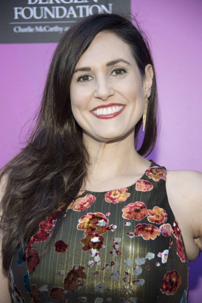 Bridget McManus - 10th Annual Action Icon Awards in Universal City