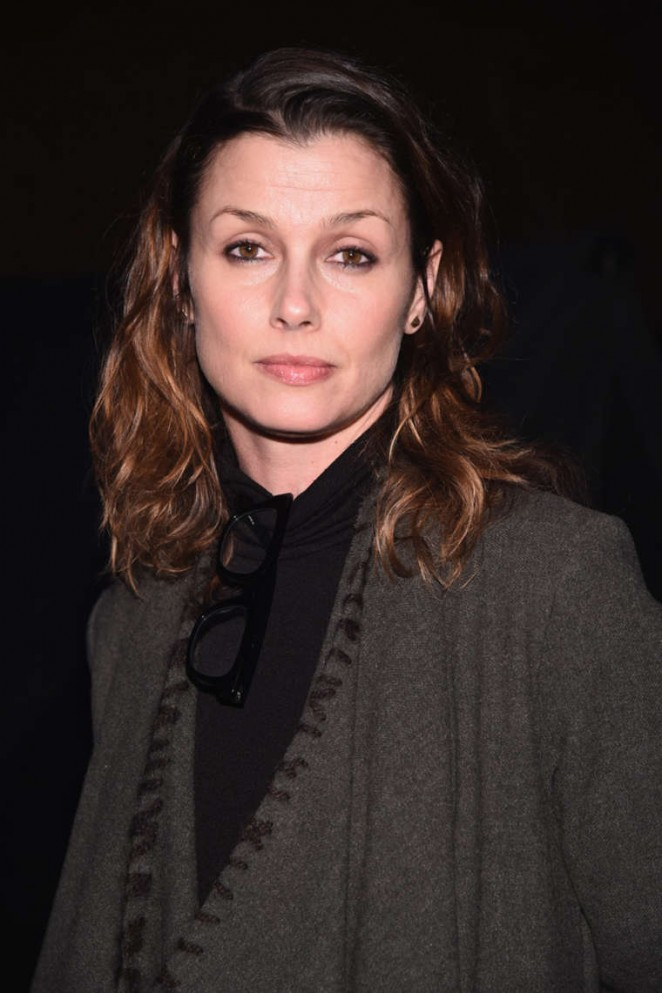 Bridget Moynahan - Greg Lauren Fashion Show 2015 in NYC