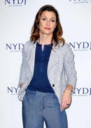Bridget Moynahan - NYDJ 2016 'Fit to Be' Campaign in NYC