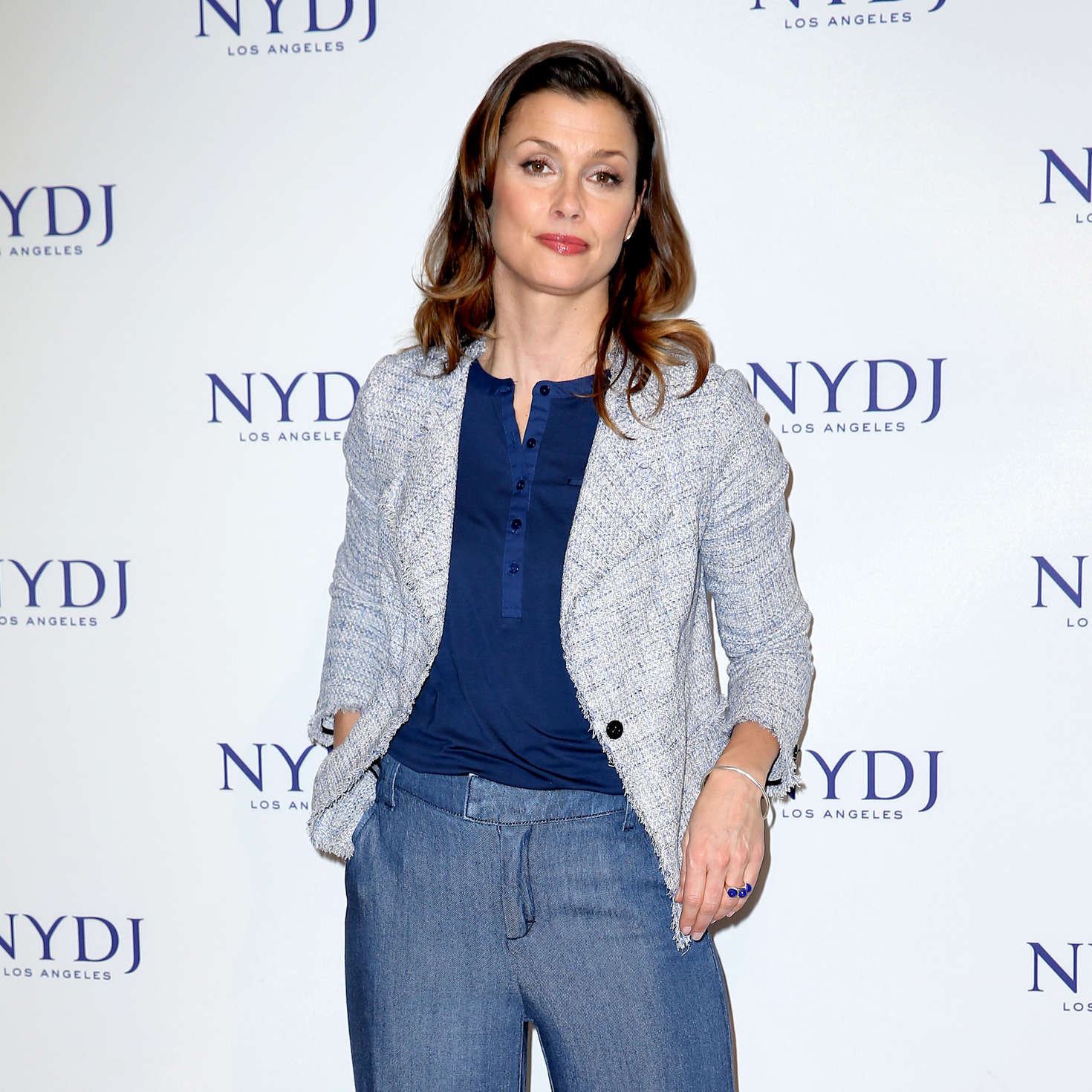 Bridget Moynahan: NYDJ 2016 'Fit To Be' Campaign In NYC