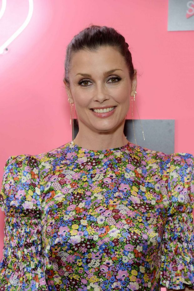 Bridget Moynahan: Present her new book Our Shoes Our Selves Book Launch -01