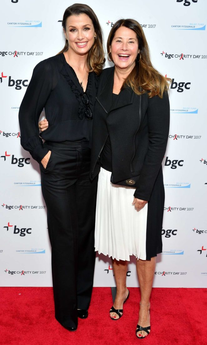 Bridget Moynahan - Red carpet at the BGC Partners Charity Day in New York