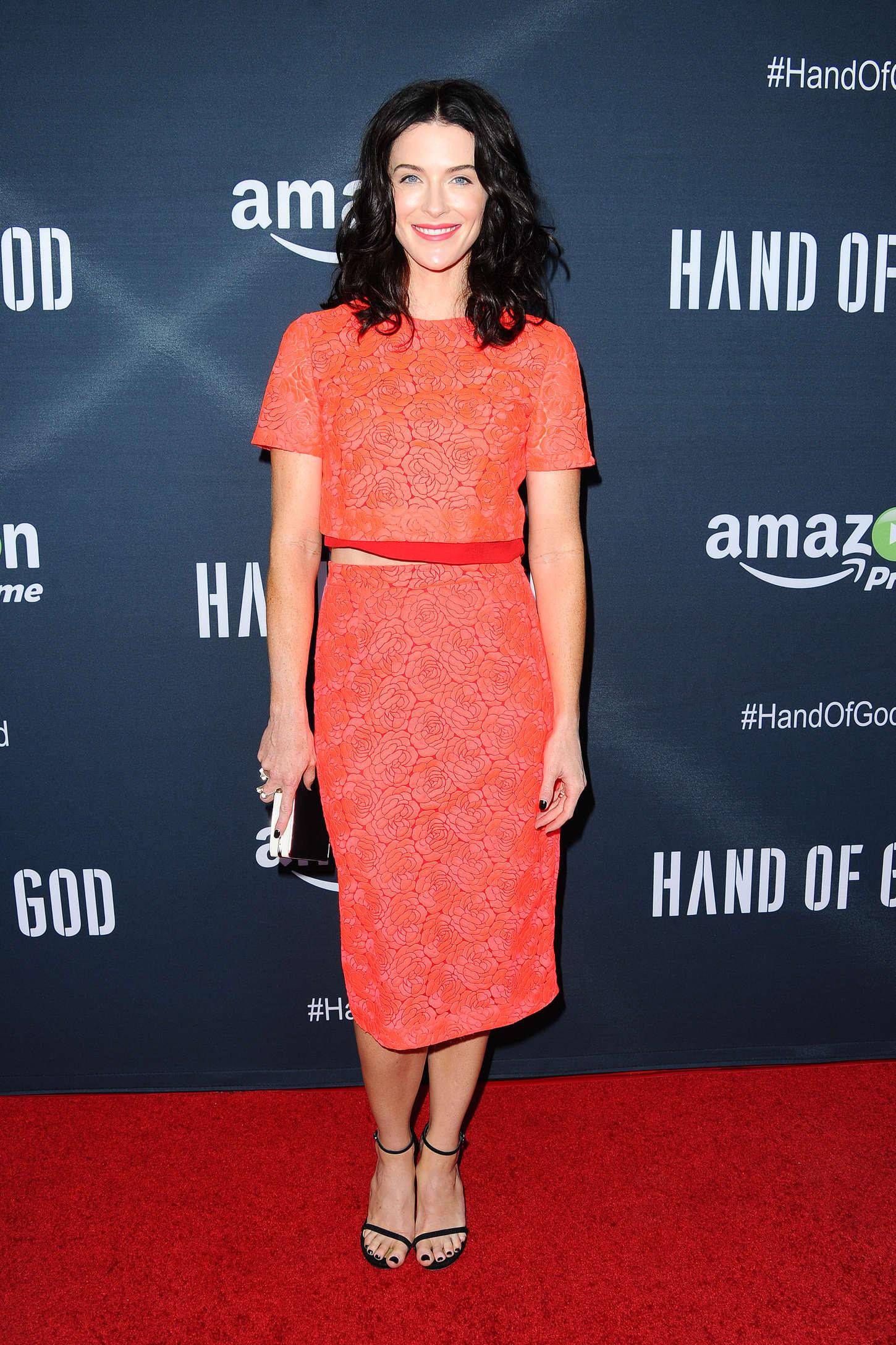 Bridget Regan - 'Hand Of God' Screening in LA