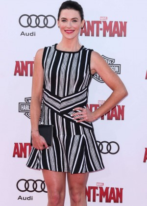 Bridget Regan - Marvel's 'Ant-Man' Premiere in Hollywood