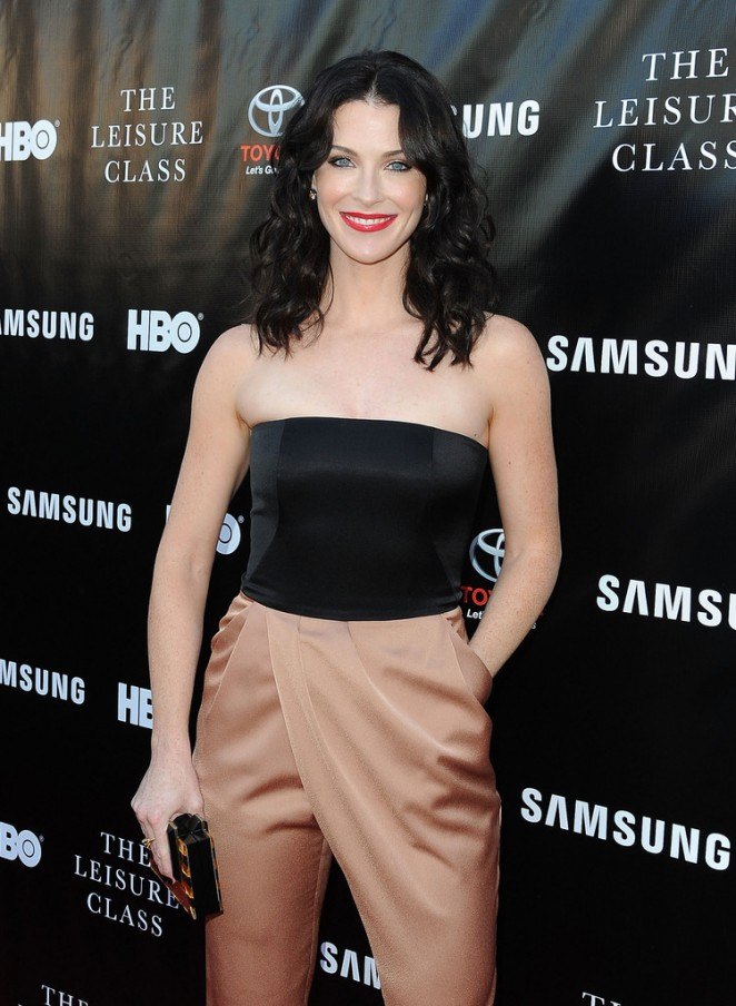 Bridget Regan - Project Greenlight Season 4 Winning Film Premiere 'The Leisure Class' in LA