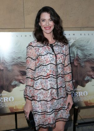 Bridget Regan - 'The Hero' Premiere in Hollywood