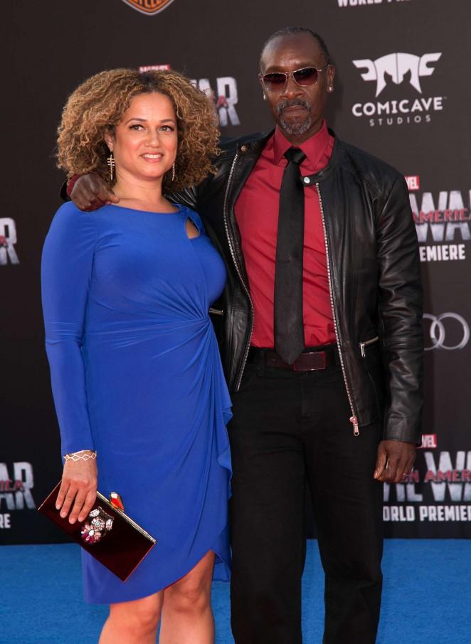 Bridgid Coulter - 'Captain America: Civil War' Premiere in Hollywood