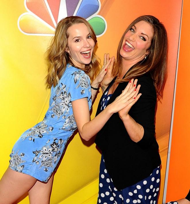 Bridgit Mendler: 2015 NBCUniversal Press Tour Day 2 -04 ... | 662 x 709 jpeg 134kB