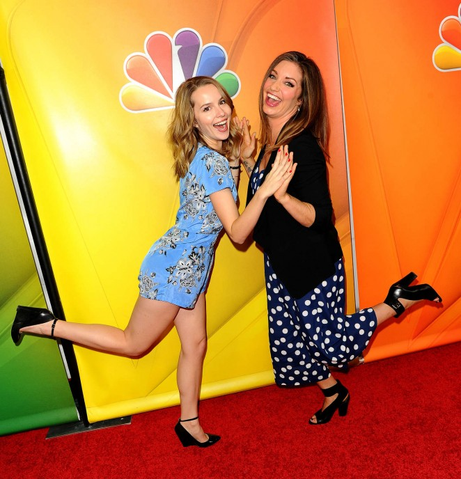 Bridgit Mendler: 2015 NBCUniversal Press Tour Day 2 -09 ... | 662 x 688 jpeg 116kB