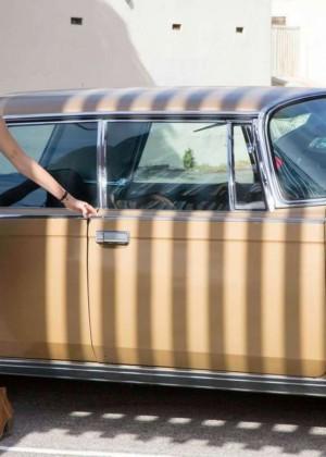 Bridgit Mendler: American Rag 2015-04