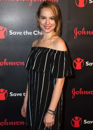 Bridgit Mendler - The 4th Annual Save The Children Illumination Gala in NY