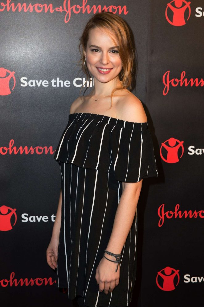 Bridgit Mendler – The 4th Annual Save The Children Illumination Gala in NY