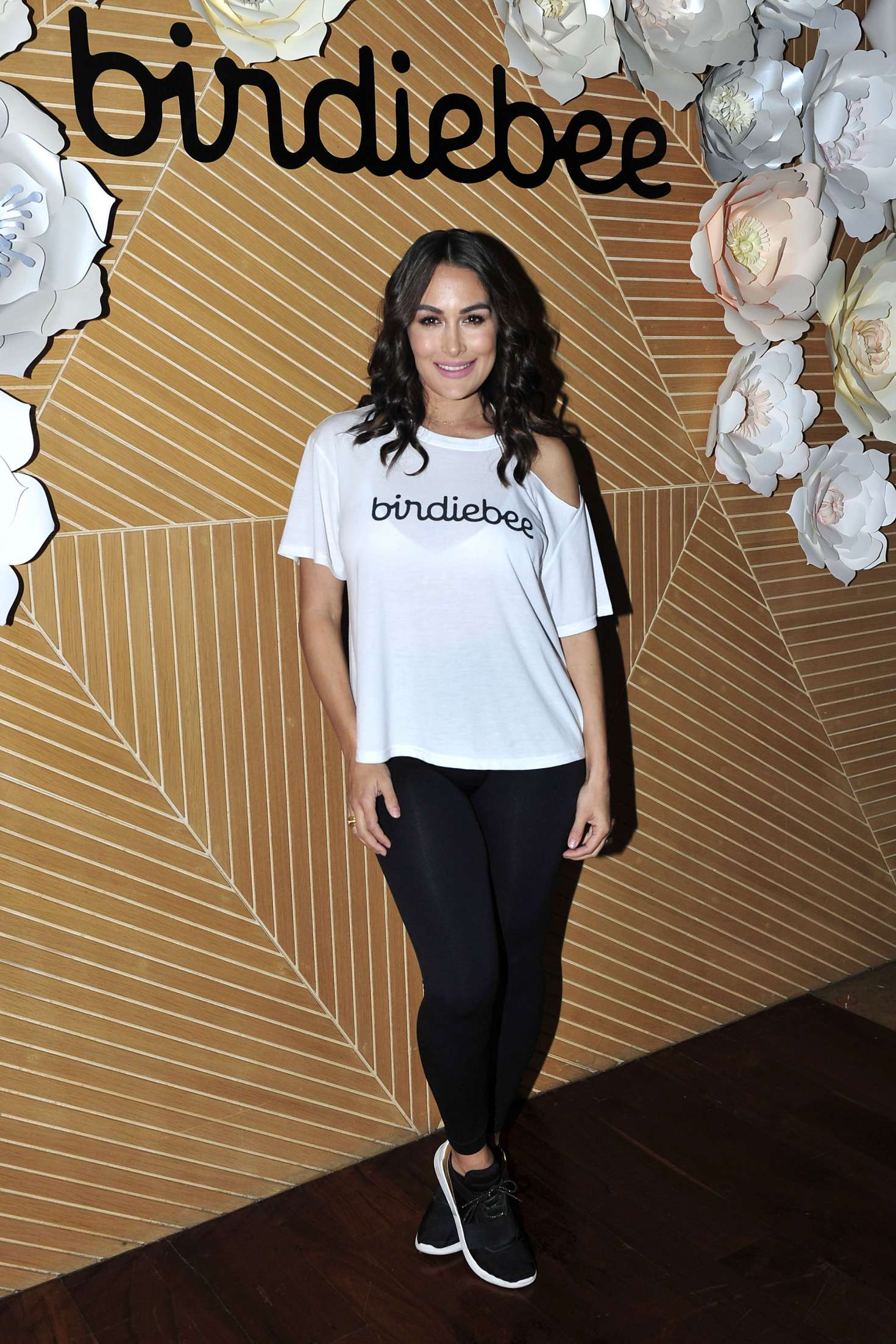 Brie Bella 2017 : Brie and Nikki Bella: Birdiebee brand of clothing launch -04