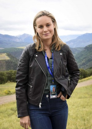 Brie Larson - 2015 Telluride Film Festival at Elks Park in Telluride