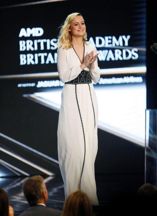 Brie Larson - 2016 AMD British Academy Britannia Awards in Beverly Hills