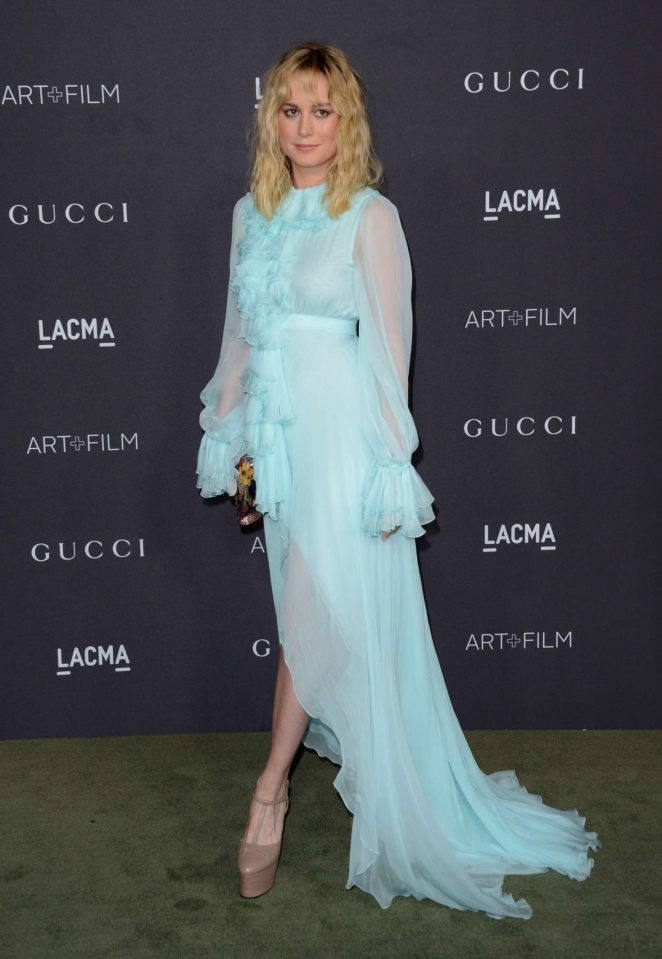 Brie Larson – 2016 LACMA Art and Film Gala in Los Angeles