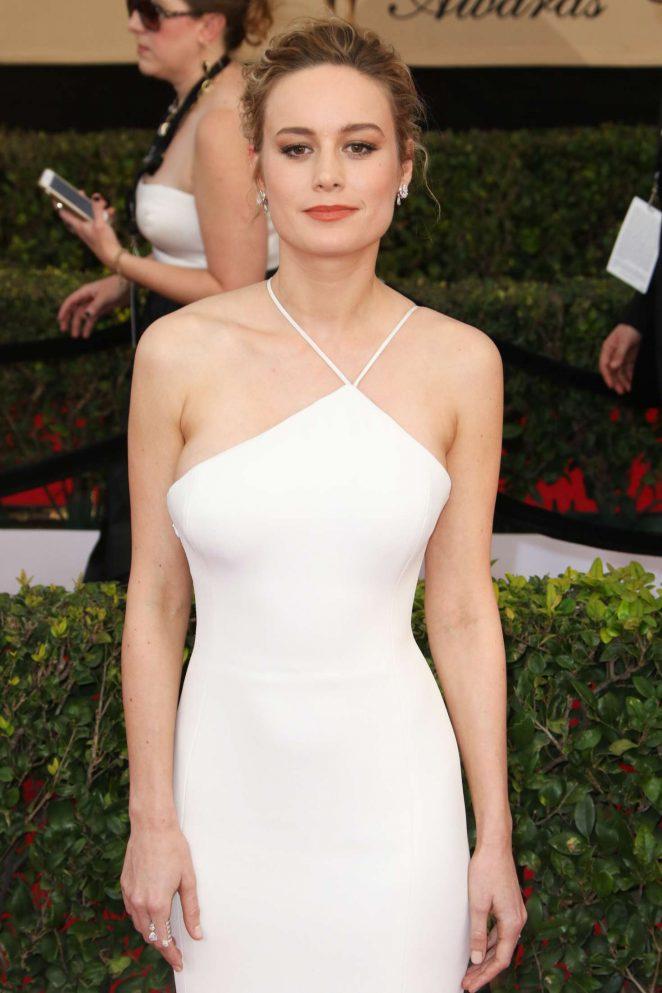 Brie Larson - 2017 Screen Actors Guild Awards in Los Angeles
