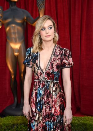Brie Larson - 2018 Screen Actors Guild Awards in Los Angeles