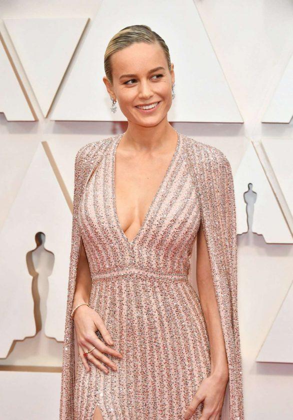 Brie Larson - 2020 Oscars in Los Angeles