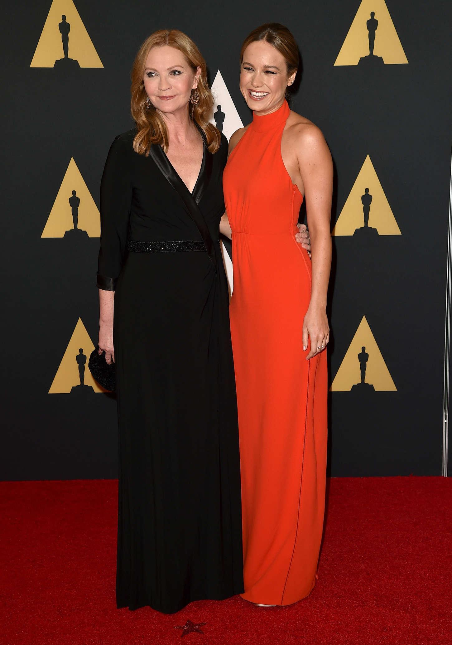 Brie Larson 2015 : Brie Larson: Governors Awards 2015 -02