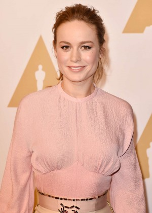 Brie Larson - 88th Annual Academy Awards Nominee Luncheon in Beverly Hills