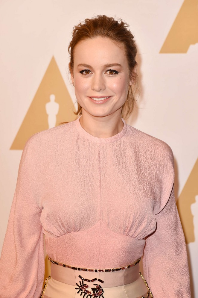 Brie Larson – 88th Annual Academy Awards Nominee Luncheon in Beverly Hills
