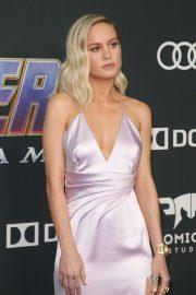 Brie Larson - 'Avengers: Endgame' Premiere in Los Angeles