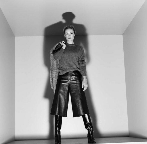 Brie Larson by Peter Hapak Photoshoot for Vanity Fair 2019