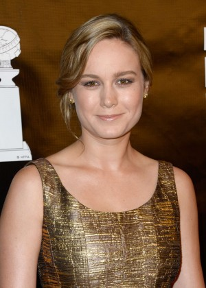 Brie Larson - 2015 HFPA Hosts Annual Grants Banquet in NYC