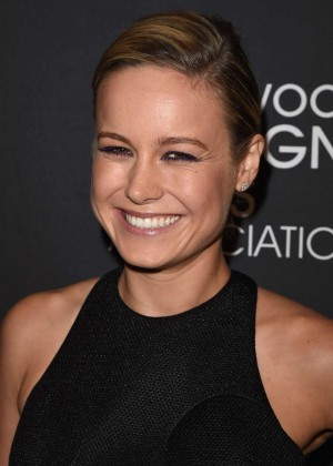 Brie Larson - InStyle and HFPA Party 2015 in Toronto