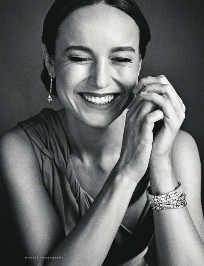 Brie Larson – IO Donna Del Corriere Della Sera (February 2019)