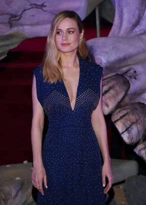 Brie Larson - 'Kong: Skull Island' Premiere in Mexico City