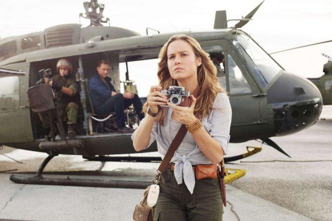 Brie Larson - 'Kong: Skull Island' Stills 2017