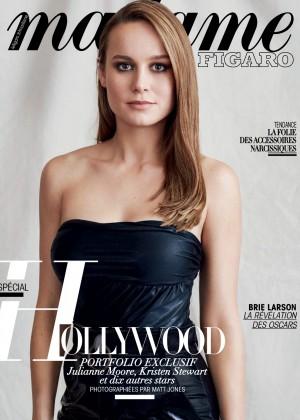 Brie Larson - Madame Figaro Magazine (March 2016)