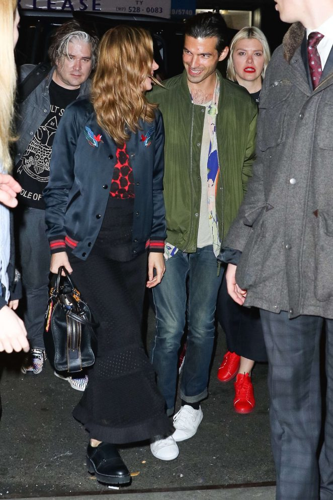 Brie Larson Night out in New York -08
