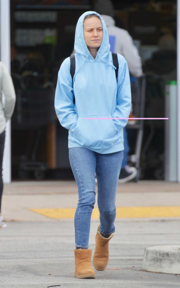 Brie Larson - Out in Los Angeles