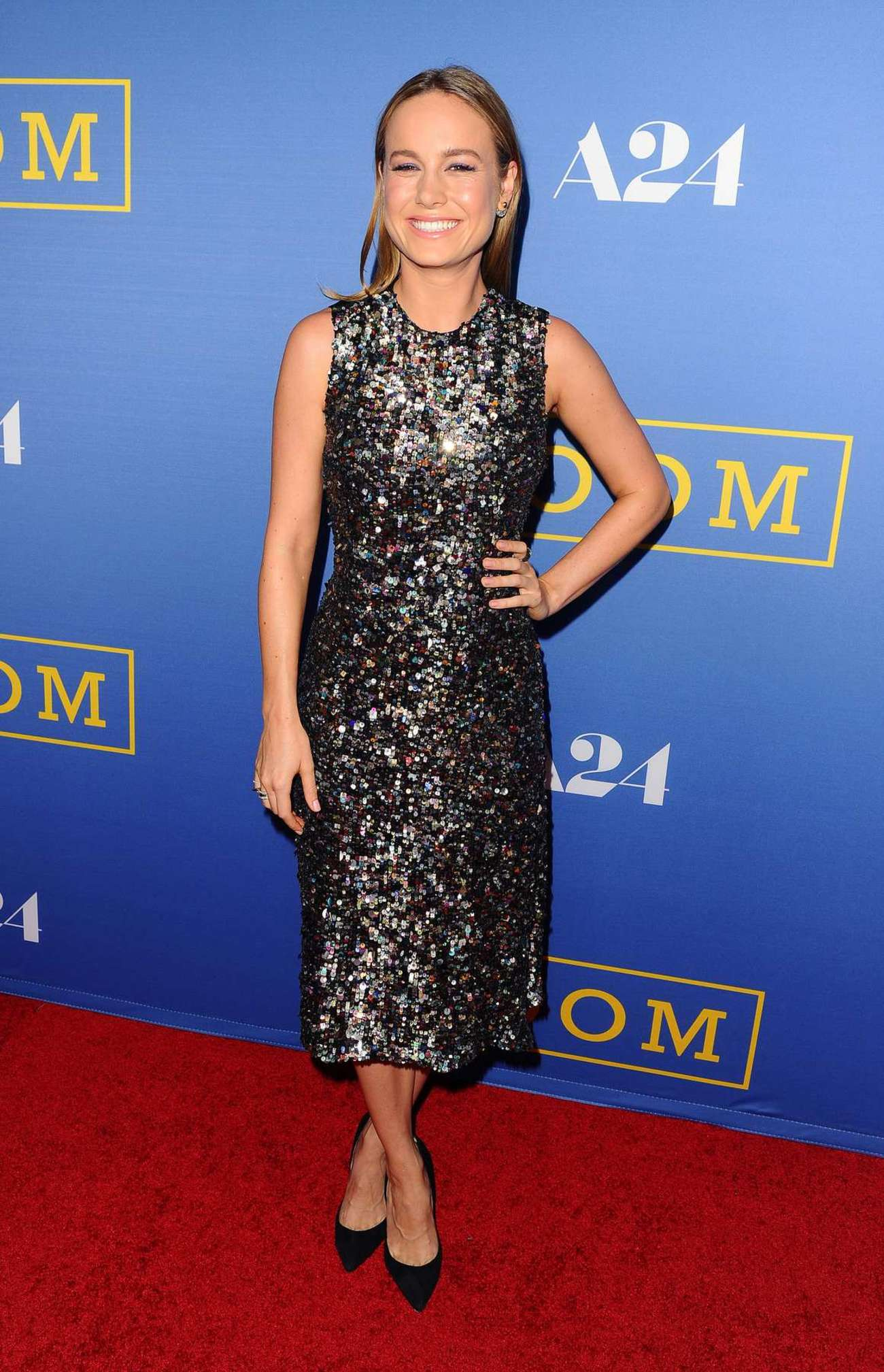 Brie Larson Room Premiere In Los Angeles Gotceleb