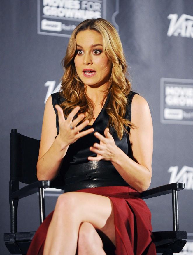 Brie Larson - Room Screening in Hollywood