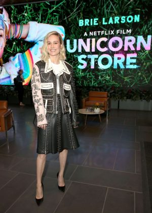 Brie Larson - 'Unicorn Store' Screening and Q&A in Los Angeles