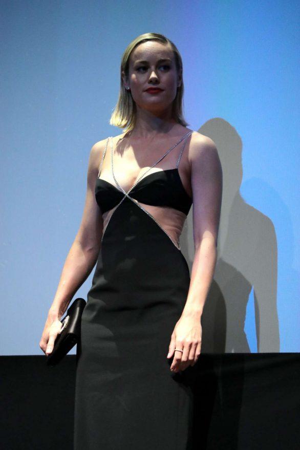 Brie Larson - Warner Bros Just Mercy Premiere Gala at TIFF 2019