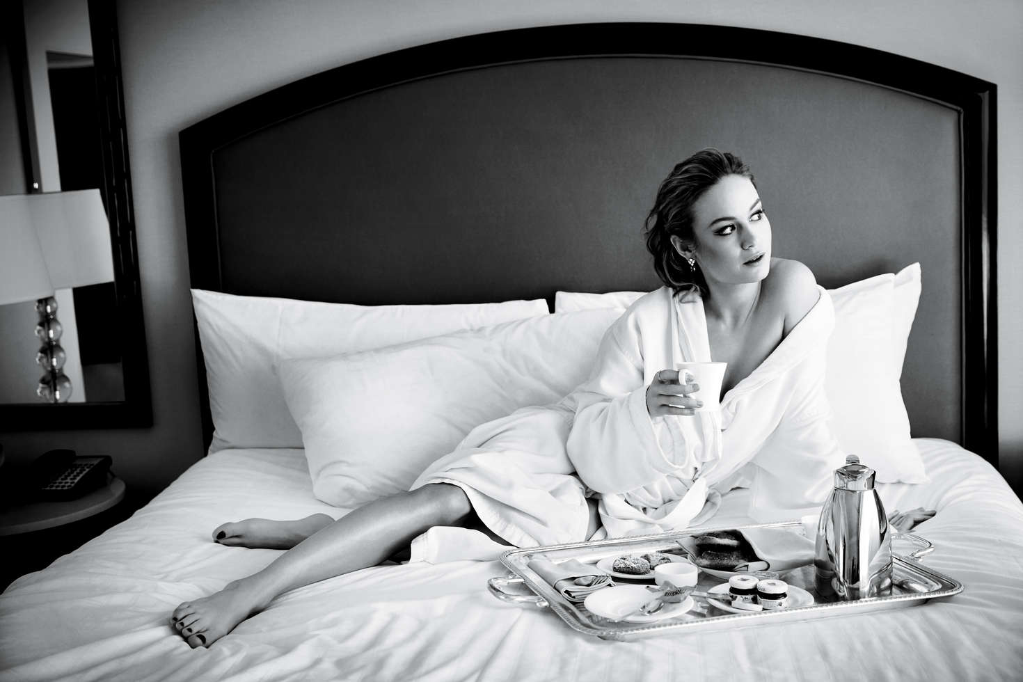 Brie Larson Gallery: Brie Larson: Womens Wear Daily Photoshoot 2016 -02