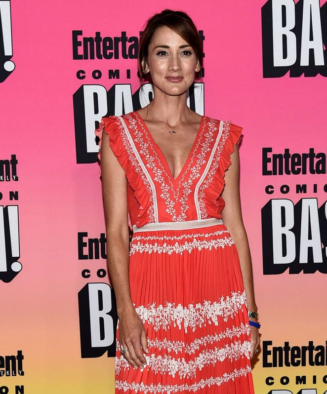 Brie Turner - Entertainment Weekly Annual Comic-Con Party 2016 in San Diego