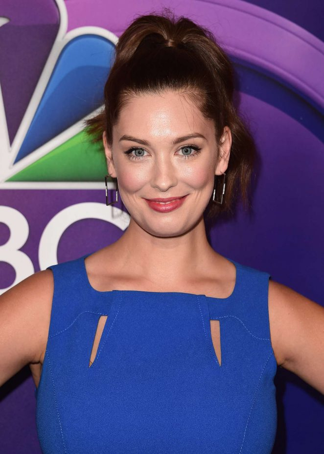 Briga Heelan - 2017 NBC Summer TCA Press Tour in Beverly Hills