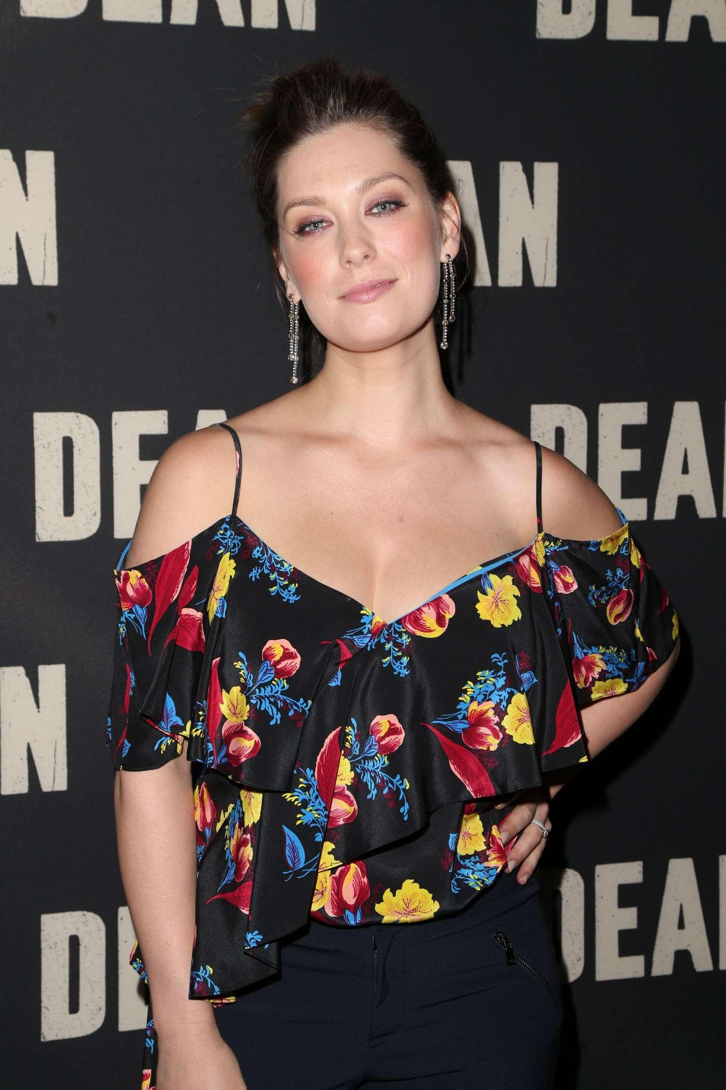 Briga Heelan 2017 : Briga Heelan: Dean Screening in Los Angeles -10