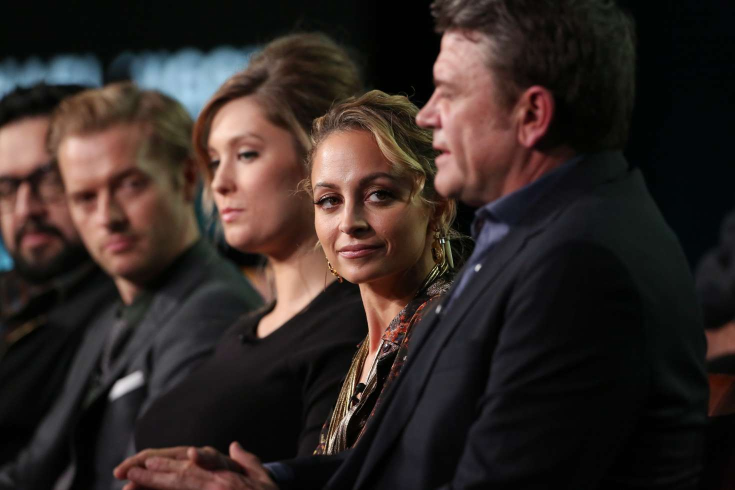 Briga Heelan 2017 : Briga Heelan: Great News Panel at 2017 TCA Winter Press Tour -03