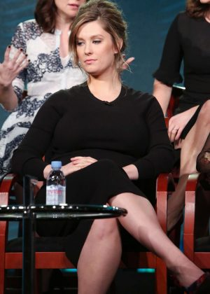 Briga Heelan - 'Great News' Panel at 2017 TCA Winter Press Tour in Pasadena