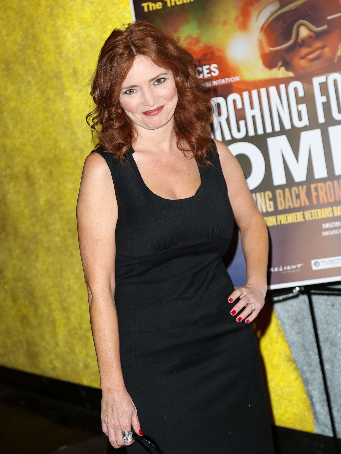 Brigid Brannagh - 'Searching For Home: Coming Back From War' in Sherman Oaks