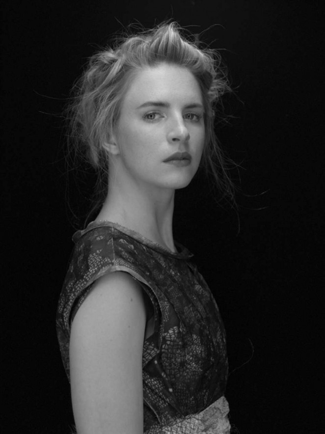 Brit Marling by Robert Maxwell Photoshoot 2015