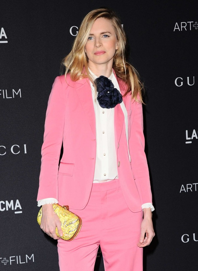 Brit Marling - LACMA 2015 Art+Film Gala in Los Angeles